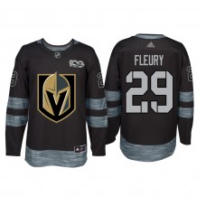 Vegas Golden Knights #29 Black 100th Limited Marc-Andre Fleury Jersey