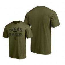 Vegas Golden Knights Green Jungle T-Shirt Camo Collection Vegas Golden Knights
