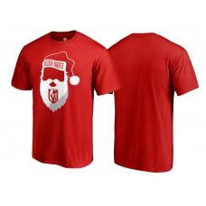 Vegas Golden Knights Red Round Neck Jolly T-Shirt